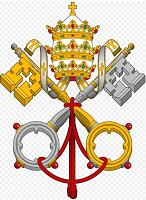 Symbol of the pope